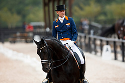 Gal Edward, NED, Glock's Zonik<br /> World Equestrian Games - Tryon 2018<br /> © Hippo Foto - Sharon Vandeput<br /> 15/09/2018