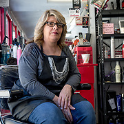 Bonnie Stiltner owns the Special Touch hair salon in Grundy, Virginia. Grundy, the county seat of Buchanan County, in the heart of Appalachia and coal country, is the most pro-Trump county in America.