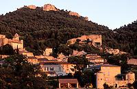 France - Provence - Vaucluse - Gigondas