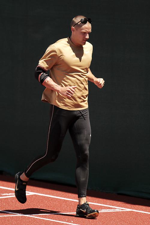 Olympic Trials Eugene 2012: Decathlon, Trey Hardee
