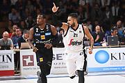 Pietro Aradori<br /> Dolomiti Energia Trentino - Virtus Segafredo Bologna<br /> Lega Basket Serie A 2017/2018<br /> Trento, 30/09/2017<br /> Foto M.Ceretti / Ciamillo - Castoria