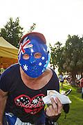 Australia Day Fun Run, 2014 Australia Day Council. Photo Creativer Light Studios/ Shane Eecen