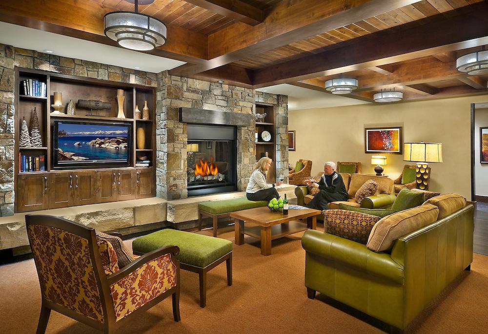 Hyatt Northstar Lodge, Northstar-at-Tahoe.Tahoe Mountain Resorts.Oz Architecture