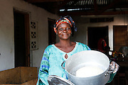 Malnutrition is a major public health issue in DRC, although a little reported one.
