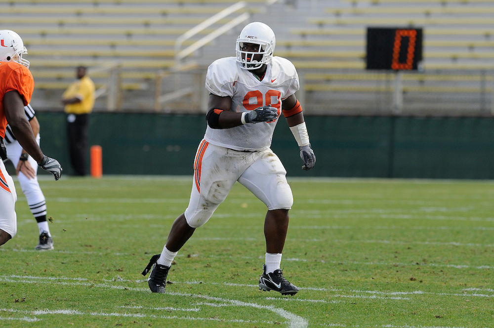 2008 Miami Hurricanes Football Spring Game