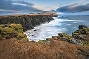 Grimsey in North Iceland
