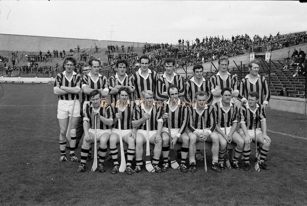02/11/1969<br /> 11/02/1969<br /> 2 November 1969<br /> Oireachtas Hurling Final: Cork v Kilkenny at Croke Park, Dublin.<br /> The Kilkenny team which won the Oireachtas Hurling Final.