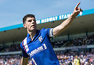 Gillingham v Millwall - League 1 - 08/05/2016