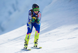 KERMAVNER Nina Katarina  of Slovenia during Women's Super Combined Slovenian National Championship 2014, on April 1, 2014 in Krvavec, Slovenia. Photo by Vid Ponikvar / Sportida