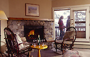 Emerald Lake Lodge, Yoho National Park, B.C., Canada<br />