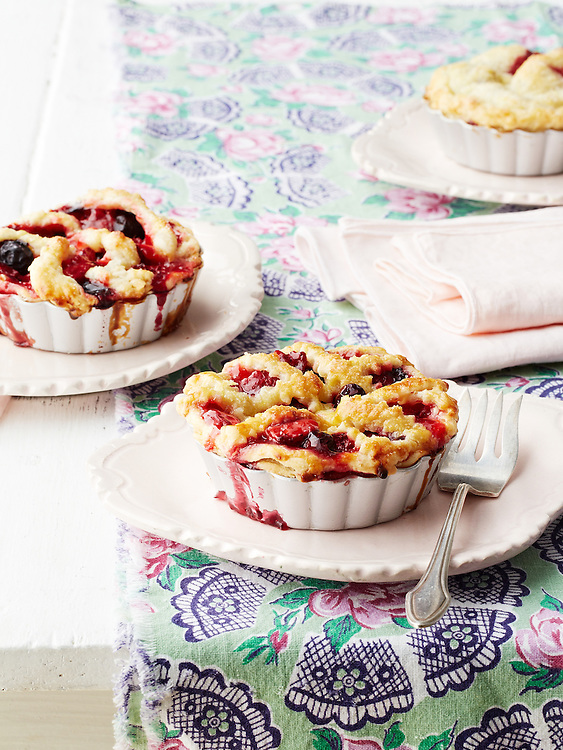 Berry Pies