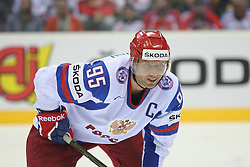 12.05.2011, Orange Arena, Bratislava, SVK, IIHF 2011 World Championship, Canada vs Russia, im Bild MOROZOV ALEXEI. EXPA Pictures © 2011, PhotoCredit: EXPA/ EXPA/ Newspix/ .Tadeusz Bacal +++++ ATTENTION - FOR AUSTRIA/(AUT), SLOVENIA/(SLO), SERBIA/(SRB), CROATIA/(CRO), SWISS/(SUI) and SWEDEN/(SWE) CLIENT ONLY +++++