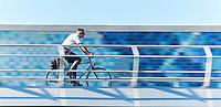 's-HERTOGENBOSCH-OSS Snelfietspad .<br /> <br /> Let op. Afgebeelden fietser zijn toevallige passanten op het fietspad. hebben niet als zodanig toestemming gegeven.
