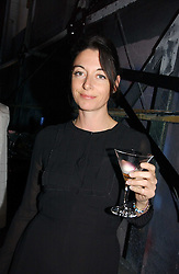 MARY McCARTNEY at a dinner hosted by Harpers Bazaar to celebrate the launch of the fragrance Flowerbomb by Viktor & Rolf held at Elms lester, Flitcroft Street, London WC2 on 31st May 2006.<br /><br />NON EXCLUSIVE - WORLD RIGHTS