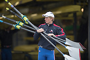 Caversham, Nr Reading, Berkshire.<br /> Jonno CLEGG. <br /> GBRowing Media Day.<br /> <br /> Wednesday 11.05.2016<br /> <br /> [Mandatory Credit: Peter SPURRIER/Intersport Images]