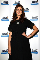 Jessica Knappett, Chortle Comedy Awards, Up The Creek, London UK, 20 March 2017, Photo by Richard Goldschmidt