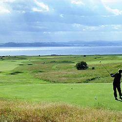 GULLANE: A PHOTO PORTRAIT BY GLYN SATTERLY