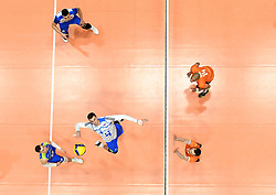 Jan Kozamernik of Slovenia during friendly volleyball match between National Men teams of Slovenia and Netherlands, on Januar 2nd, 2020, in Dvorana Tabor, Maribor, Slovenia. Photo by Milos Vujinovic / Sportida