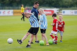 Half time penalty challenge - Mandatory byline: Rogan Thomson/JMP - 09/07/2016 - FOOTBALL - Stoke Gifford Stadium - Bristol, England - Bristol City Women v Milwall Lionesses - FA Women's Super League 2.
