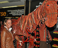 LONDON - October 25: Charlotte Dujardin at the War Horse 5th Anniversary Performance (Photo by Brett D. Cove)