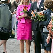 NLD/Makkum/20080430 - Koninginnedag 2008 Makkum, Maxima