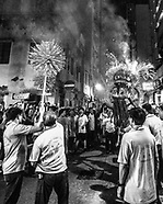 Hong Kong Series: Tai Hang Fire Dragon Dance