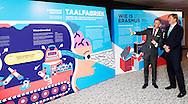 ROTTERDAM - King Willem Alexander opens Wednesday September 28 Erasmus Experience in the headquarters Library Rotterdam. The library manages the world's largest collection of books and letters, and over the Dutch humanist Erasmus. Approximately five thousand of these works form the basis for the interactive and permanent exhibition. COPYRIGHT ROBIN UTRECHT/ ERIC FECKEN<br /> <br /> ROTTERDAM - Koning Willem Alexander opent woensdagochtend 28 september de Erasmus Experience in de hoofdvestiging van Bibliotheek Rotterdam. De bibliotheek beheert de grootste collectie ter wereld van boeken en brieven van, door en over de Nederlandse humanist Erasmus. Circa vijfduizend van deze werken vormen de basis voor de interactieve en permanente tentoonstelling. COPYRIGHT ROBIN UTRECHT ERIC FECKEN