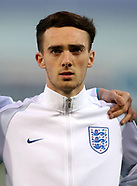 England U19 v Germany U19 - 06 September 2017