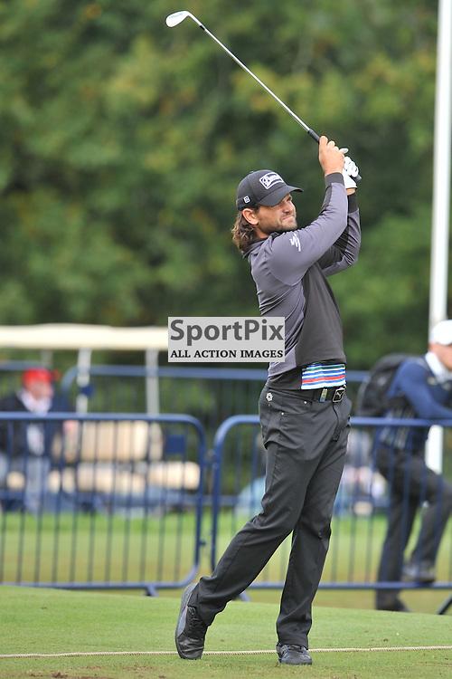 Johan Edfors, Sweden, British Masters, European Tour, Woburn Golf Club, 8th October 2015