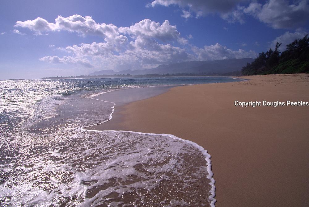 Malaekahana State Park, Oahu, Hawaii<br />