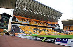 General view of Molineux stadium  - Mandatory by-line: Nizaam Jones/JMP - 13/08/2016 - FOOTBALL - Molineux - Wolverhampton, England - Wolverhampton Wanderers v Reading - Sky Bet Championship