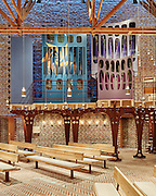 orgelrestaurering i Islev Kirke i Rødovre, orgel, kirkerum, kirkekunst