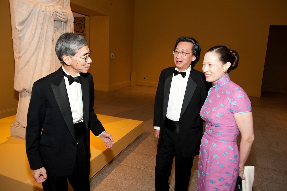 The World of Khubilai Khan: Chinese Art in the Yuan Dynasty at The Metropolitan Museum of Art on September 20, 2010.