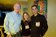 Ed Begley Jr., Anna Cummins and Marcus Erkisen. Plastics are Forever Youth Summit - March 12, 2011. The Summit brought over 130 students and teachers from around the world to work together to find solutions to plastic pollution and toxicity. Hotel Maya, Long Beach, California