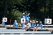"""Lucerne, SWITZERLAND, 13th July 2018, Friday, """"The Photographers"""", following and """"reporting"""" on the event, FISA World Cup series, No.3, Lake Rotsee, Lucerne, © Peter SPURRIER,"""
