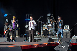 Alabama 3 play the main stage. TRNSMT Friday 6th July 2018
