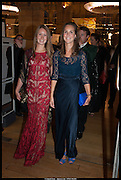 JENNIFER HUCKLE; HANNAH PRITCHARD, The Country Life Fair, Royal reception and Grand Ball. Natural History Museum, Cromwell Rd. London. 10 September 2014.