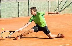 Tenis Fest during Day 8 at ATP Challenger Zavarovalnica Sava Slovenia Open 2018, on August 10, 2018 in Sports centre, Portoroz/Portorose, Slovenia. Photo by Vid Ponikvar / Sportida