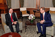Wellington-Prince William meets Party Leaders