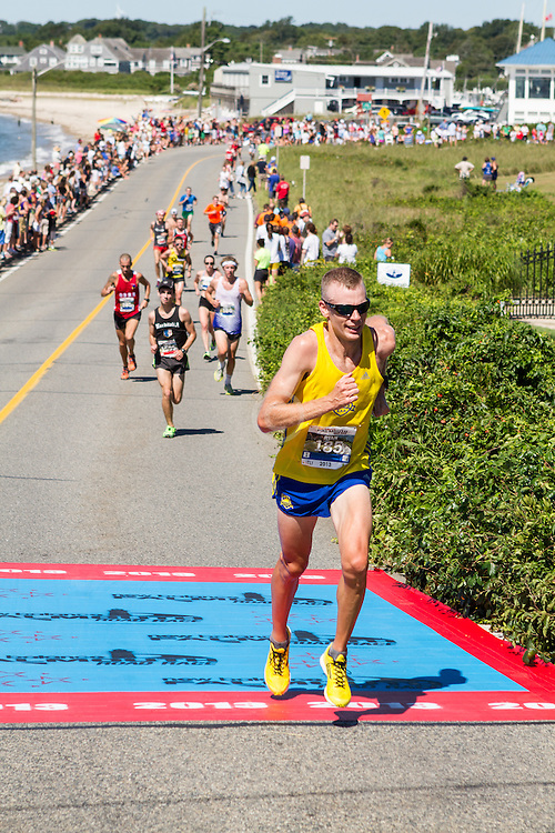 41st Falmouth Road Race: Ryan Davenport