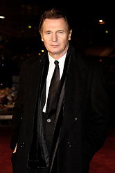 © under license to London News Pictures.  30/11/2010 Liam Neeson attends the World Premiere and Royal Film Performance of The Cronicles of Narnia: The Voyage of The Dawn Treader at  Leicester Square, London, 30 November 2010. Picture credit should read: Julie Edwards/London News Pictures