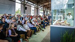 Vitrine da Carne Bovina na 39º Exposição Internacional de Animais, Máquinas, Implementos e Produtos Agropecuários. A maior feira a céu aberto da América Latina,  promovida pela Secretaria de Agricultura e Pecuária do Governo do Rio Grande do Sul, ocorre no Parque de Exposições Assis Brasil, entre 27 de agosto e 04 de setembro de 2016 e reúne as últimas novidades da tecnologia agropecuária e agroindustrial. FOTO: Itamar Aguiar / Agência Preview