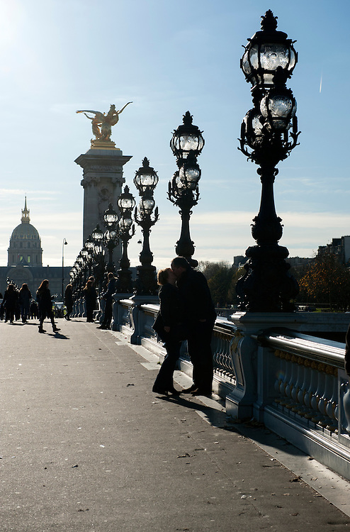 Pont Neuf bridge over the River Seine, Paris, France