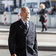 NLD/Amsterdam/20171014 - Besloten erdenkingsdienst overleden burgemeester Eberhard van der Laan, Oscar Hammerstein