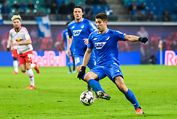 LEIPZIG, Feb. 26, 2019  Hoffenheim's Andrej Kramaric (R) competes during a German Bundesliga match between RB Leipzig and TSG 1899 Hoffenheim in Leipzig, Germany, on Feb. 25, 2019. The match ended in a 1-1 draw. (Credit Image: © Kevin Voigt/Xinhua via ZUMA Wire)