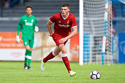 NUNEATON, ENGLAND - Sunday, July 30, 2017: Liverpool's Lloyd Jones during a pre-season friendly between Liverpool and PSV Eindhoven at the Liberty Way Stadium. (Pic by Paul Greenwood/Propaganda)
