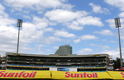 General views during day four of the first test match between South Africa and New Zealand held at the Kingsmead stadium in Durban, KwaZulu Natal, South Africa on the 22nd August 2016<br /> <br /> Photo by:   Anesh Debiky / Real Time Images
