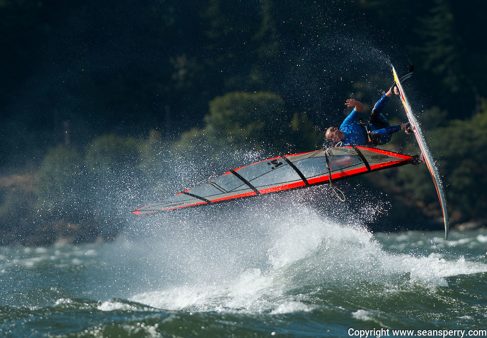 2013 American Windsurfing Tour Gorge Freestyle Frenzy 2013 July 17, 2013 near Hood River, Ore.
