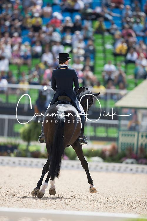 Broring-Sprehe Kristina, GER, Desperados FRH<br /> Olympic Games Rio 2016<br /> &copy; Hippo Foto - Dirk Caremans<br /> 11/08/16