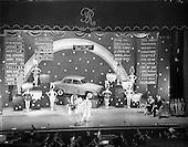 1958 Theatre Royal set for Rainbow Quiz